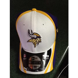 Minnesota Vikings 39-30 White TC hat