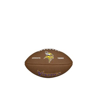 Jarden Minnesota Vikings Air It Out Brown Youth Football