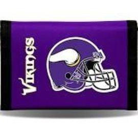 Rico Industries, Inc. Minnesota Vikings Nylon Trifold Wallet