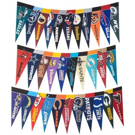 NFL Mini Pennant Set