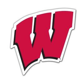 "Fremont Die Wisconsin Badgers 12"" W Magnet"