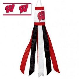 """Wisconsin Badgers 57"""" windsock"""