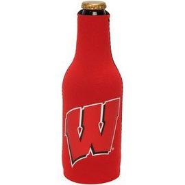 Kolder Wisconsin Badgers Red Bottle Cooler