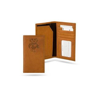 Rico Industries, Inc. Wisconsin Badgers Roper Wallet/Checkbook Cover