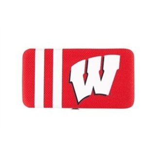 Little Earth Wisconsin Badgers Snap Clutch