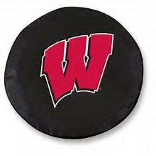 Fremont Die Wisconsin Badgers Tire Cover