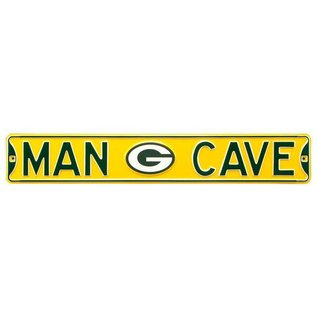 Authentic Street Signs Green Bay Packers Metal Man Cave Street Sign