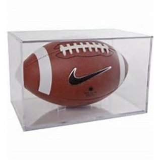 Clear Slide By Football Case