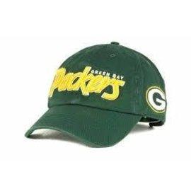 '47 Brand Green Bay Packers Modesto Adjustable Hat