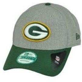 Green Bay Packers 9-40 The League Heather Adjustable Hat