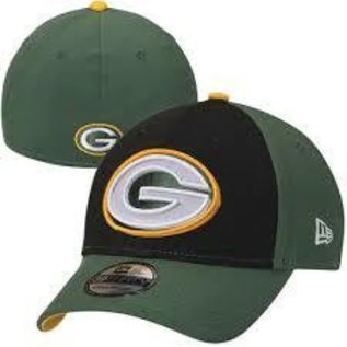 New Era Green Bay Packers 39-30 Oblique Classic Hat