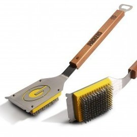 Green Bay Packers Grill Brush