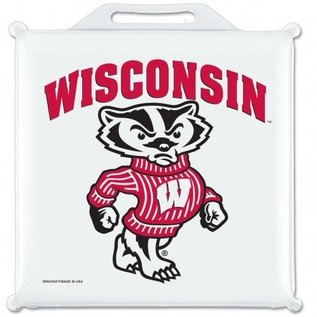 WinCraft, Inc. Wisconsin Badgers Seat Cushion