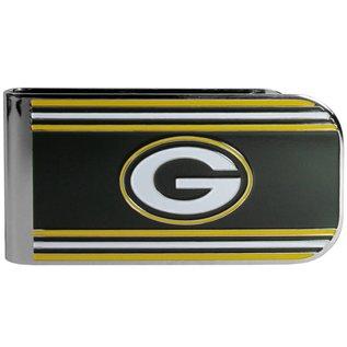 Green Bay Packers MVP Money Clip