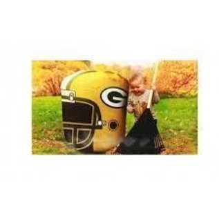 Fabrique Innovations Green Bay Packers 2 Pack Leaf Lawn Bags