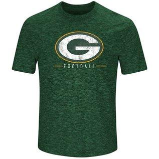 Profile Green Bay Packers Men's Hyper Stack Short Sleeve Tee