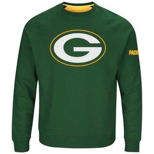 Green Bay Packers Men's Green Classic Crew Sweatshirt
