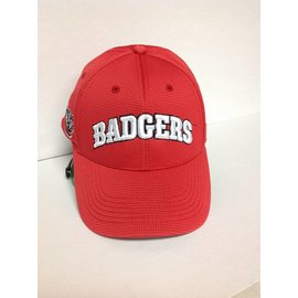 Wisconsin Badgers So Clean Adjustable Hat