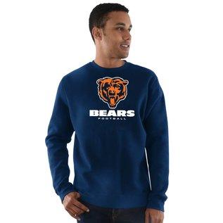 Majestic Chicago Bears  Men's Critical Victory III Sweatshirt