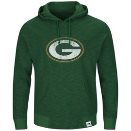 Majestic Green Bay Packers Men's Gameday Classic Hoodie