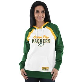 Majestic Green Bay Packers Women's Pure Heritage Hoodie