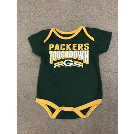 Green Bay Packers Newborn Playmaker Onesie