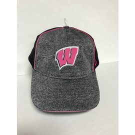 Wisconsin Badgers Women's Fierce Hat