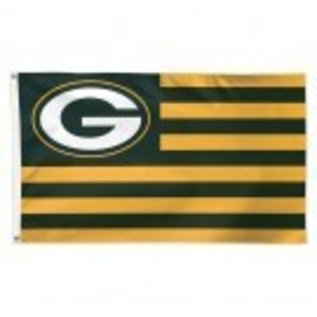 WinCraft, Inc. Green Bay Packers Americana 3x5 Flag