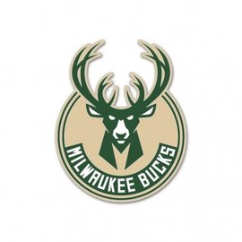WinCraft, Inc. Milwaukee Bucks Pin