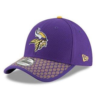 New Era Minnesota Vikings 39-30 2017 Onfield Sideline Hat
