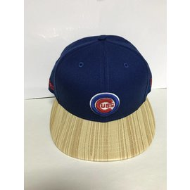 Chicago Cubs 9-50 Topps Flatbill Snapback