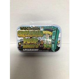 Wisconsin Cheesehead Poop Mints