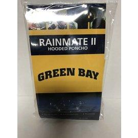 Green Bay Packers Rainmate II Hooded Poncho
