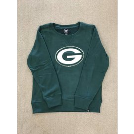 '47 Brand Green Bay Packers Women's Headline Crew Sweatshirt