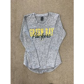 Green Bay Packers Women's Reprise Long Sleeve Tee