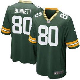 Green Bay Packers Bennett Screen Print Jersey