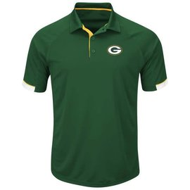 Green Bay Packers Men's Poly Polo