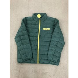 G III Green Bay Packers Men's Packable Puffer Jacket