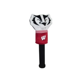 WinCraft, Inc. Wisconsin Badgers Mascot With Sock Headcover