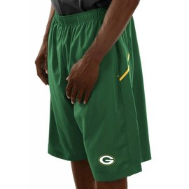 Majestic Green Bay Packers Men's A Cut Above Shorts