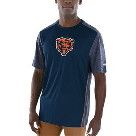 Majestic Chicago Bears Men's Unmatched Short Sleeve Tee