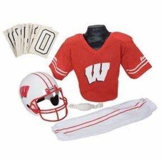 Franklin Sports Wisconsin Badgers Uniform Set - Small