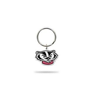 Wisconsin Badgers The Flex Keychain