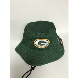 Green Bay Packers Shadowed Bucket Hat