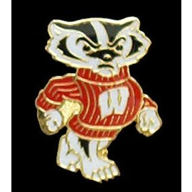 Wisconsin Badgers Bucky Pin