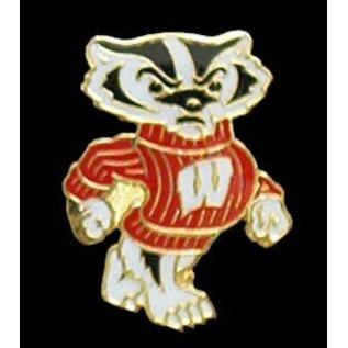 Wisconsin Badgers Bucky Pin