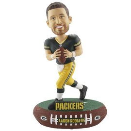 Forever Collectibles Green Bay Packers Aaron Rodgers Baller Bobblehead