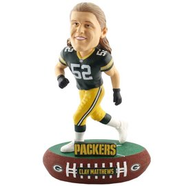 Green Bay Packers Matthews Baller Bobblehead