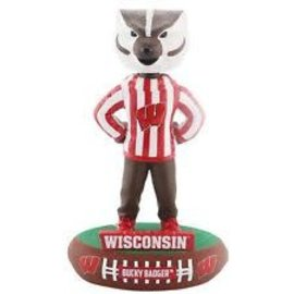 Forever Collectibles Wisconsin Badgers Mascot Baller Bobblehead
