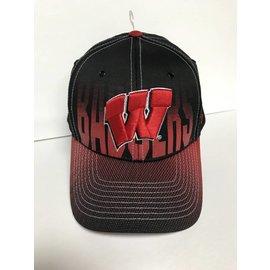 Wisconsin Badgers Static Adjustable Hat